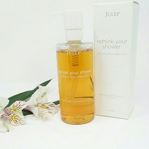 New Julep Rethink Your Shower Cleansing Oil 10 oz
